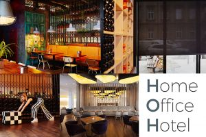 Skalmar for HOME OFFICE HOTEL